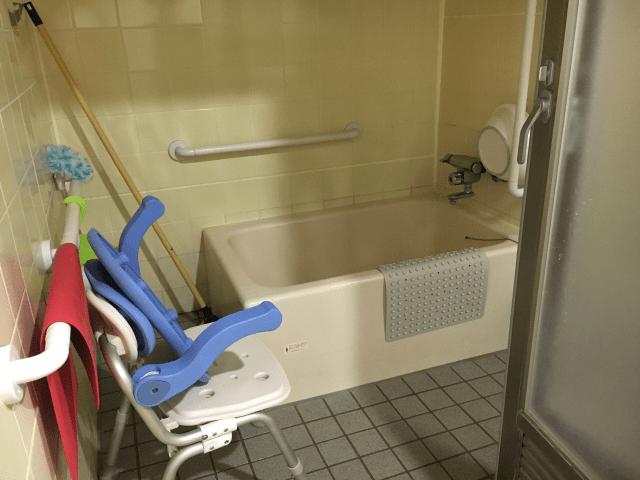 在宅介護の限界を感じる不安点:入浴、洗心介助