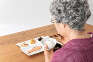 在宅介護の限界を感じる不安点:食事の準備