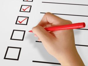 仕事が続かないのを病気と判断するためのチェックリスト