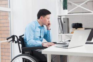 車椅子の人でも出来る仕事はインターネットで無限大
