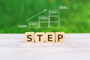就労移行支援LITALICOワークスの利用手続き「3ステップ」